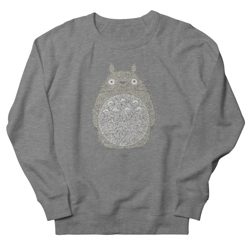 My Neighbour Women's French Terry Sweatshirt by The Babybirds