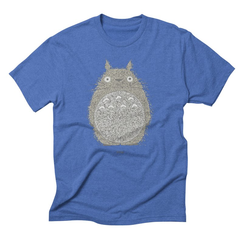My Neighbour Men's Triblend T-Shirt by The Babybirds