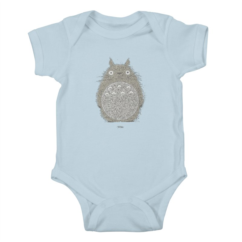 My Neighbour Kids Baby Bodysuit by The Babybirds