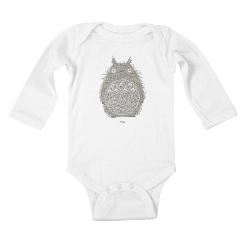 My Neighbour Kids Baby Longsleeve Bodysuit by The Babybirds