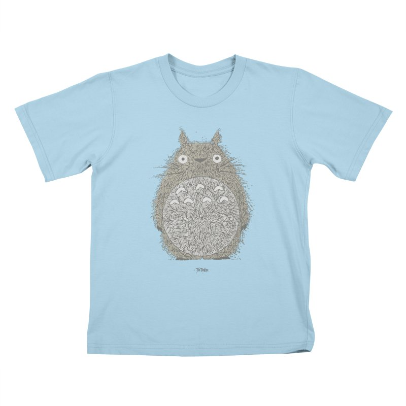 My Neighbour Kids T-Shirt by The Babybirds