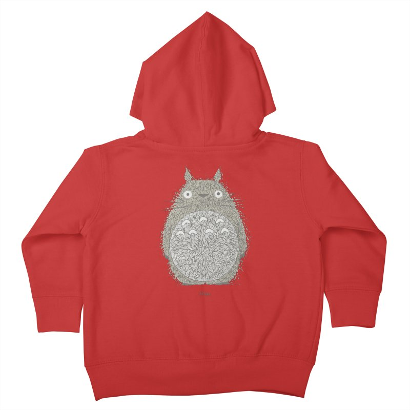 My Neighbour Kids Toddler Zip-Up Hoody by The Babybirds