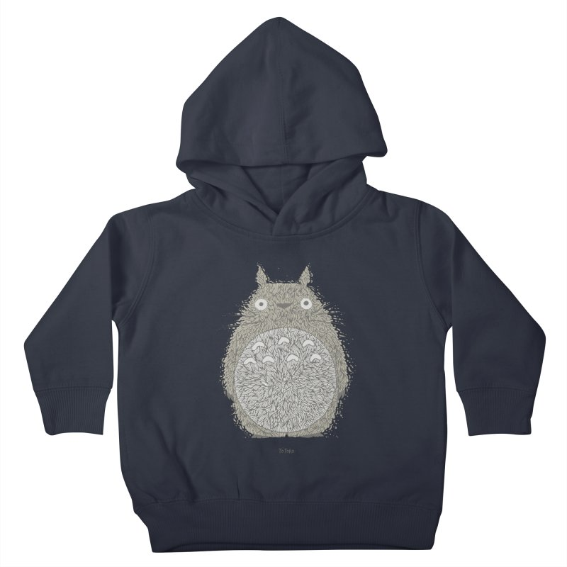 My Neighbour Kids Toddler Pullover Hoody by The Babybirds