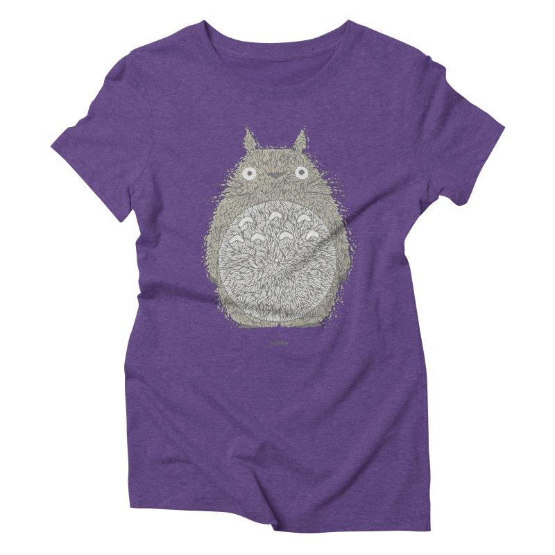 My Neighbour Women's Triblend T-shirt by The Babybirds