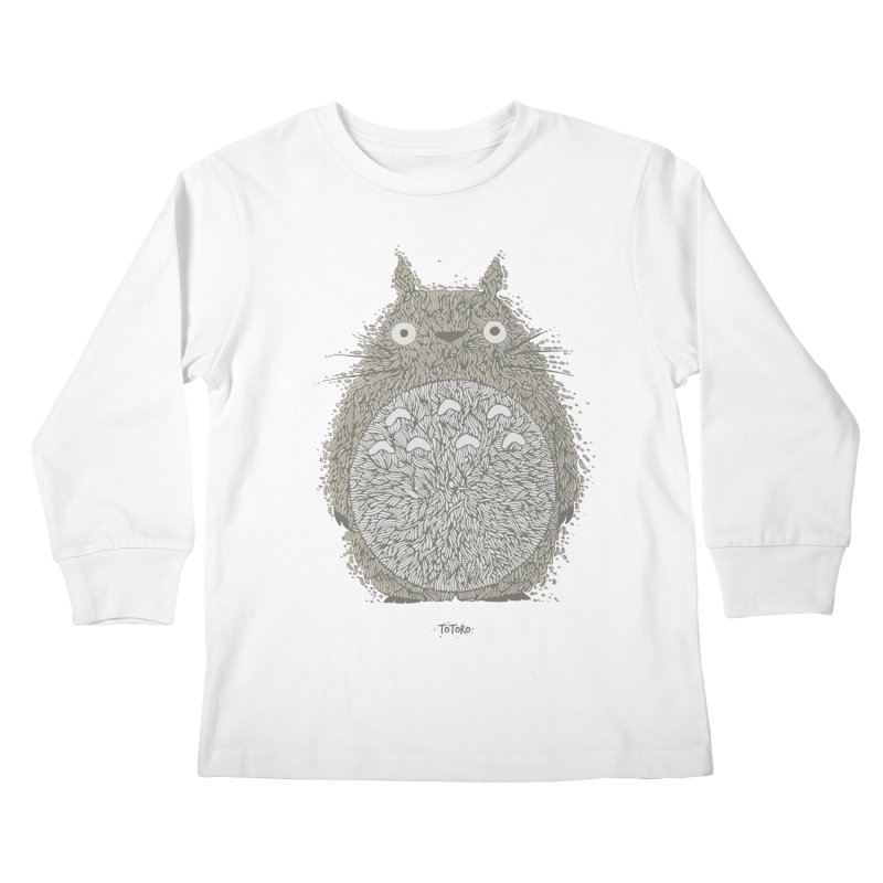 My Neighbour Kids Longsleeve T-Shirt by The Babybirds