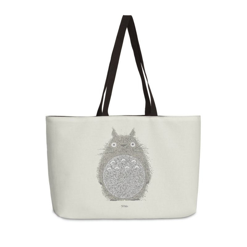 My Neighbour Accessories Weekender Bag Bag by The Babybirds