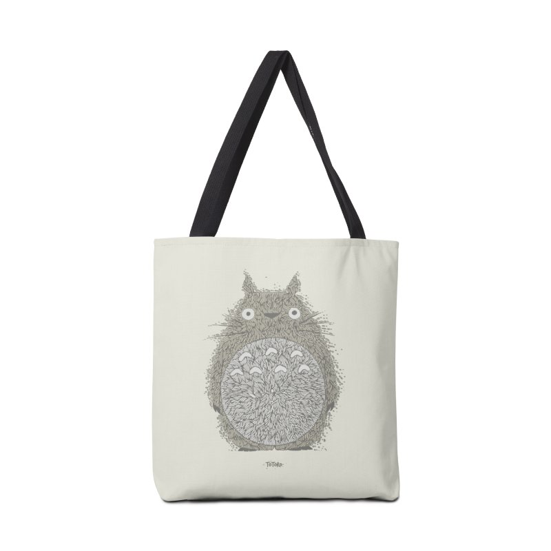 My Neighbour Accessories Tote Bag Bag by The Babybirds