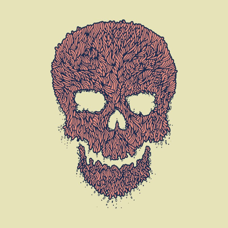 Organic Skull None  by The Babybirds
