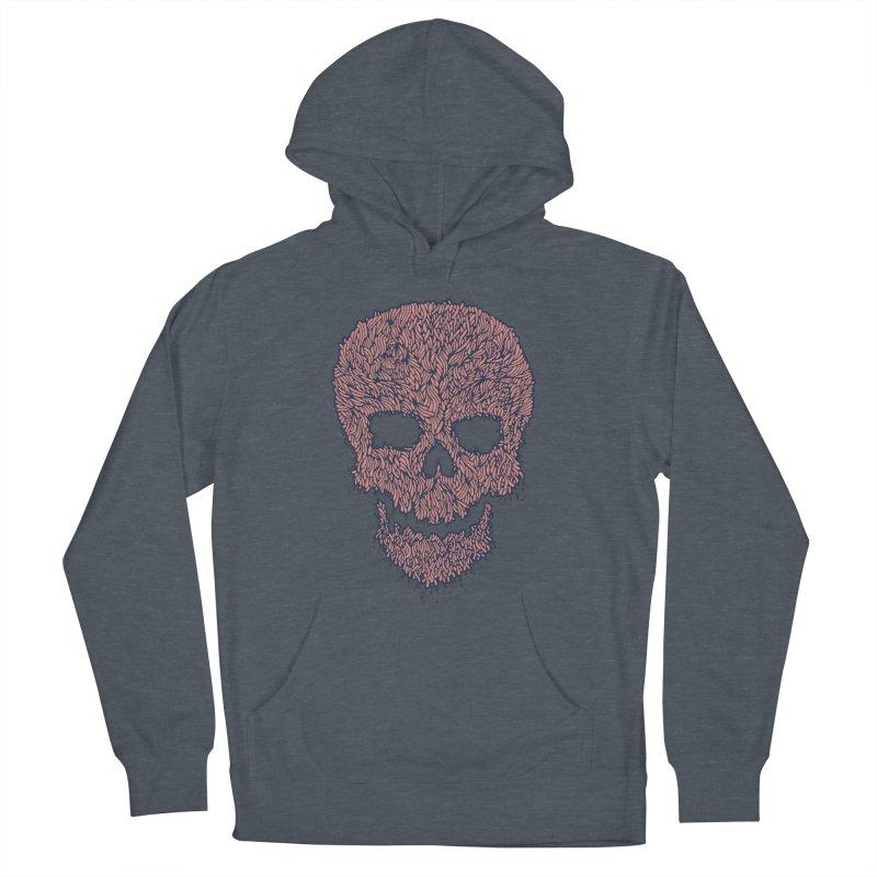 Organic Skull Women's Pullover Hoody by The Babybirds