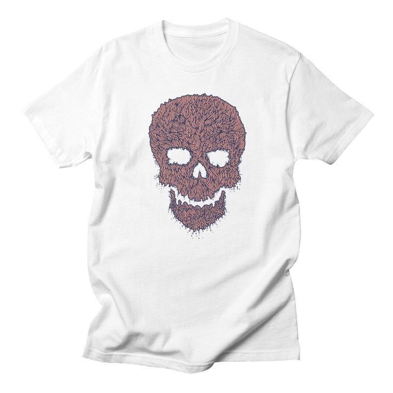 Organic Skull Women's Unisex T-Shirt by The Babybirds