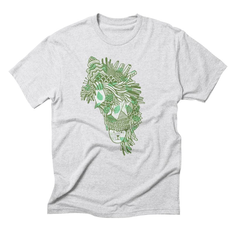 Vegetation Men's T-Shirt by The Babybirds