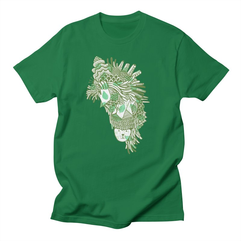 Vegetation Men's T-shirt by The Babybirds