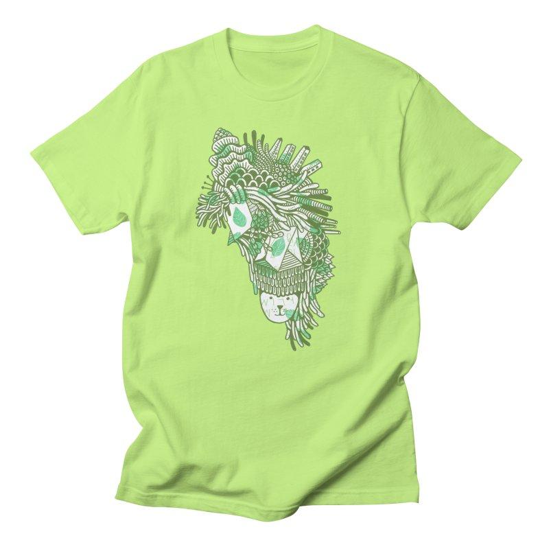 Vegetation Men's Regular T-Shirt by The Babybirds