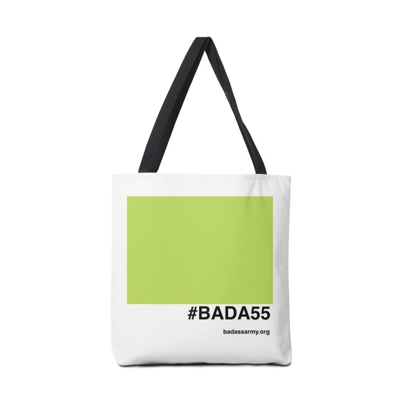 #BADA55 Accessories Tote Bag Bag by thebadassarmy's Artist Shop