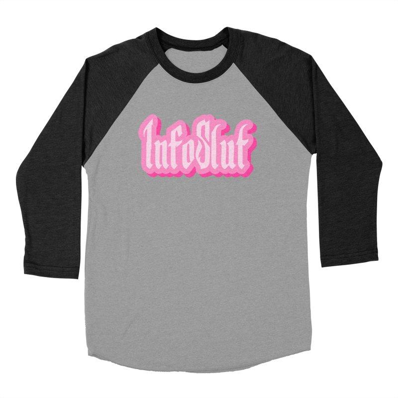 InfoSlut Men's Longsleeve T-Shirt by The Badass Army Shop