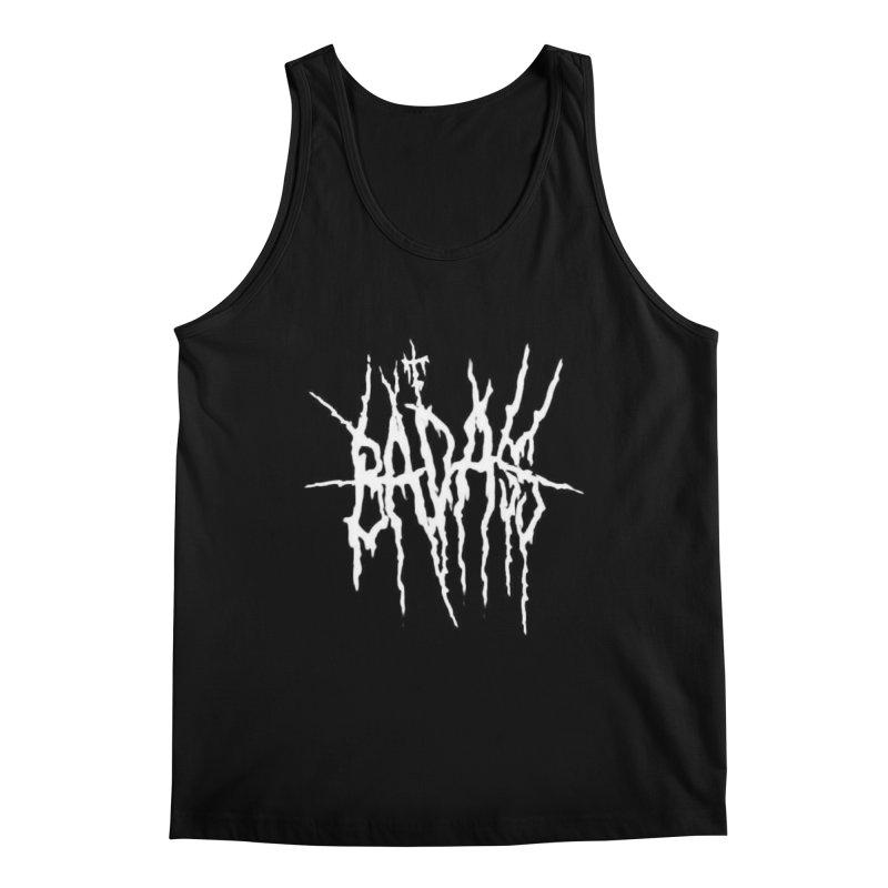 Badass Metal Logo Men's Regular Tank by The Badass Army Shop