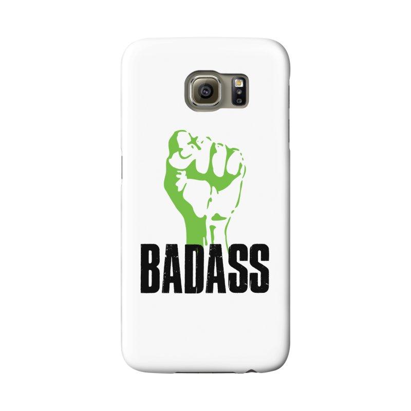 BADASS Accessories Phone Case by thebadassarmy's Artist Shop