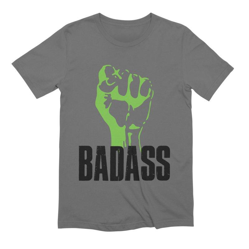 BADASS Men's T-Shirt by The Badass Army Shop