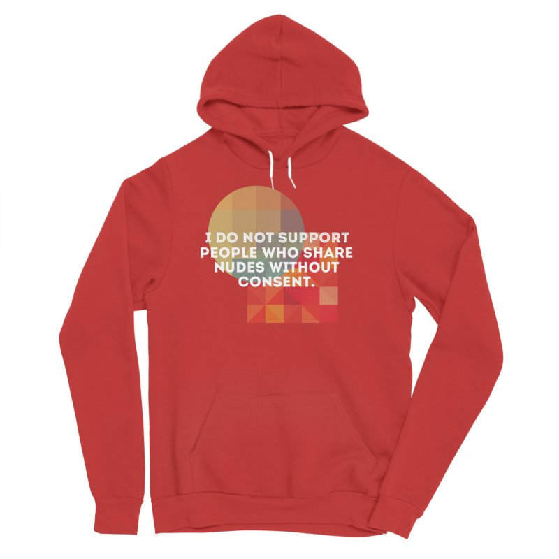 Things I Don't Support Women's Pullover Hoody by thebadassarmy's Artist Shop