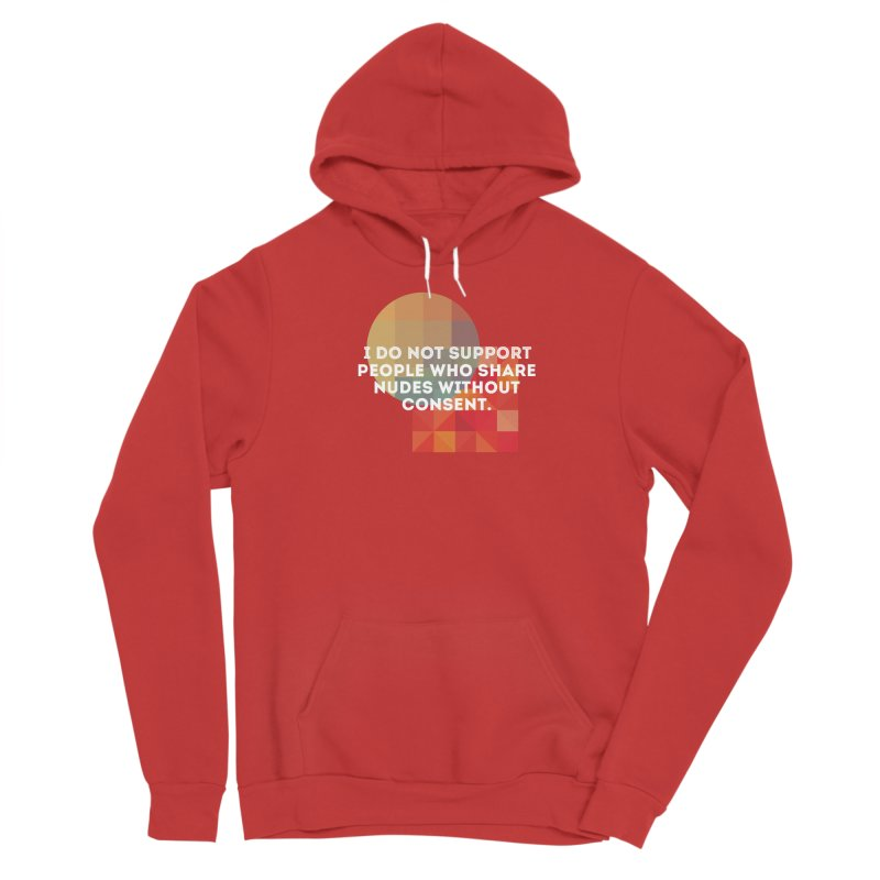 Things I Don't Support Women's Sponge Fleece Pullover Hoody by The Badass Army Shop