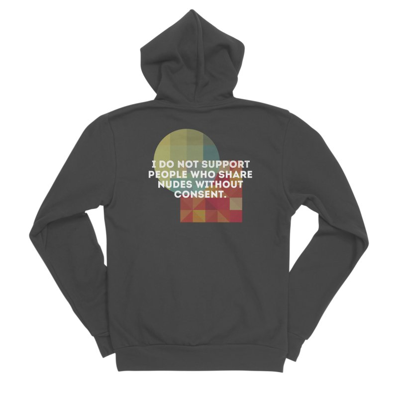 Things I Don't Support Men's Sponge Fleece Zip-Up Hoody by thebadassarmy's Artist Shop