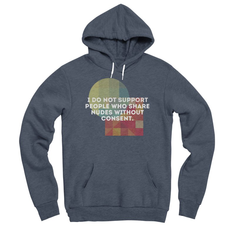 Things I Don't Support Women's Sponge Fleece Pullover Hoody by thebadassarmy's Artist Shop
