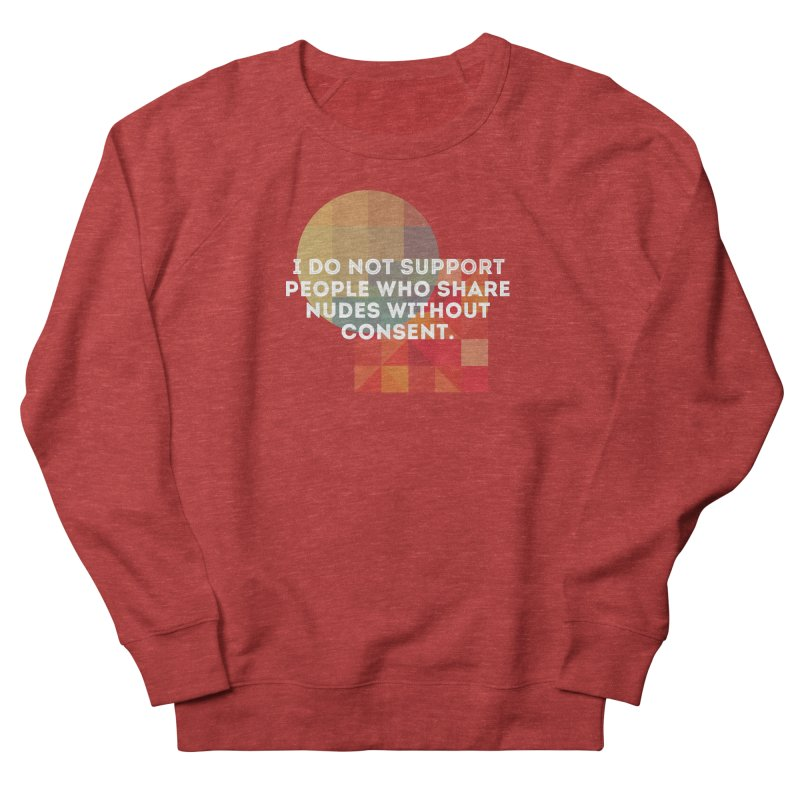 Things I Don't Support Women's Sweatshirt by thebadassarmy's Artist Shop