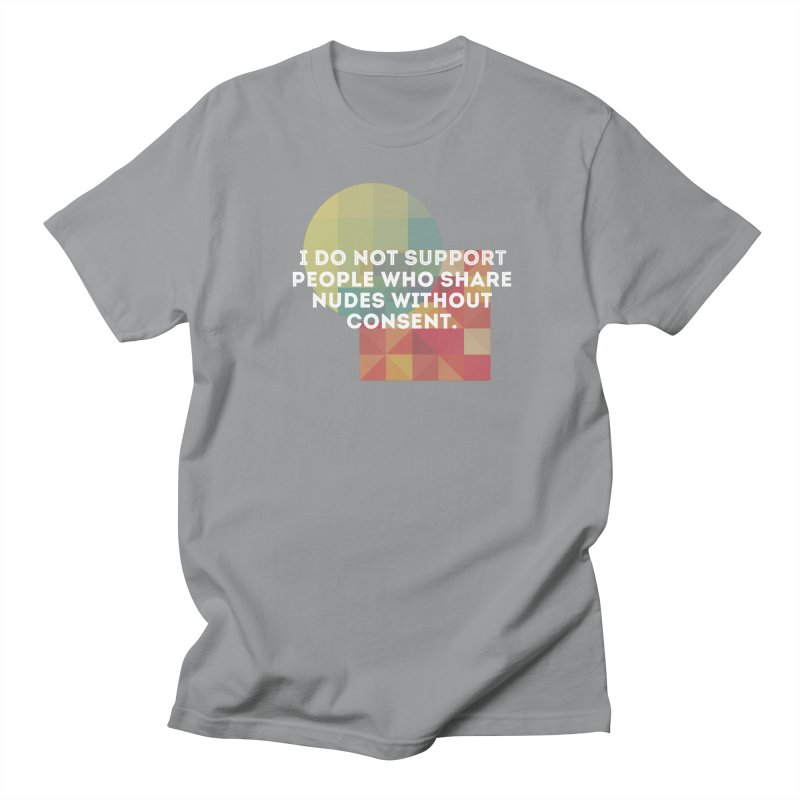 Things I Don't Support Men's Regular T-Shirt by The Badass Army Shop