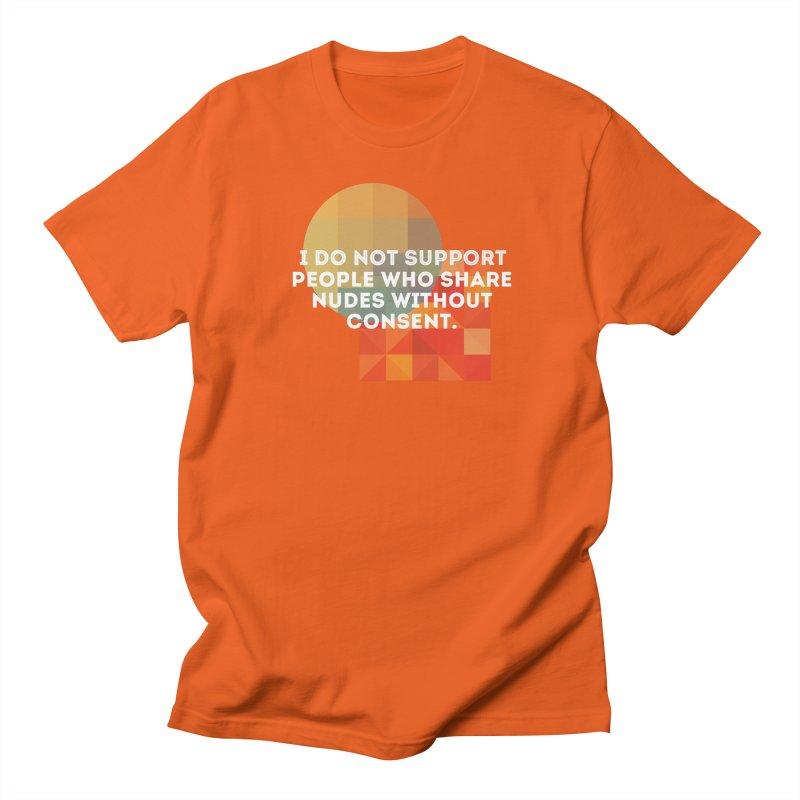 Things I Don't Support Women's Regular Unisex T-Shirt by thebadassarmy's Artist Shop