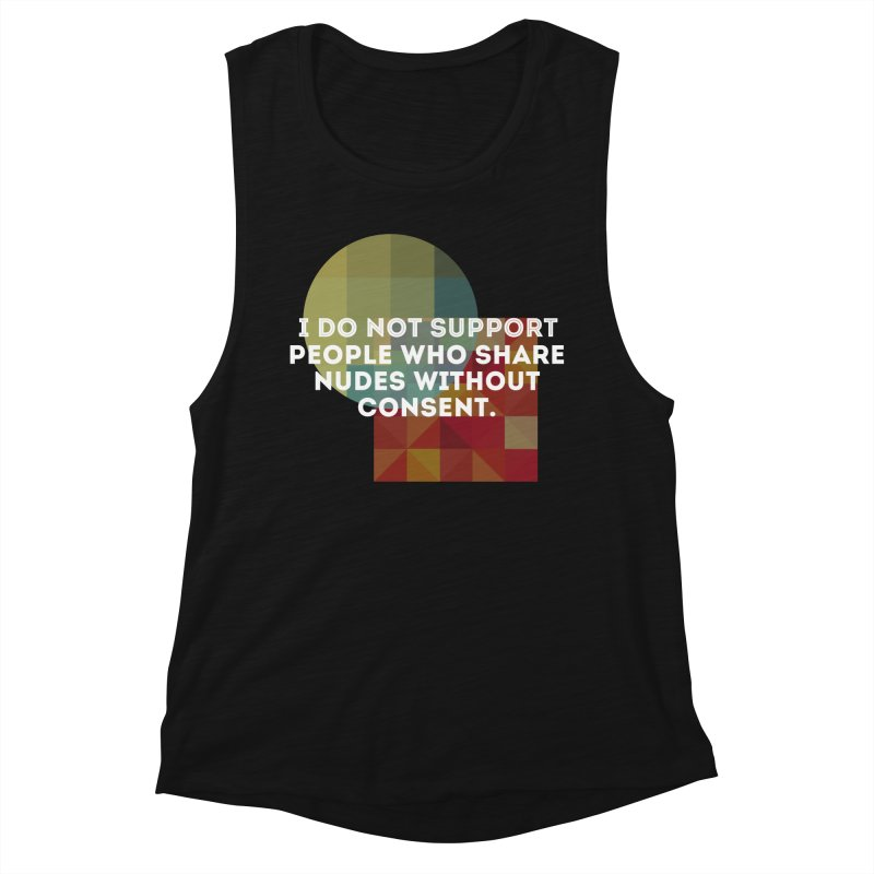 Things I Don't Support Women's Tank by The Badass Army Shop