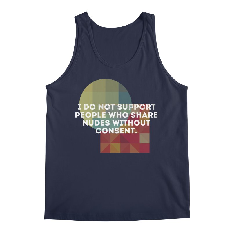 Things I Don't Support Men's Tank by The Badass Army Shop