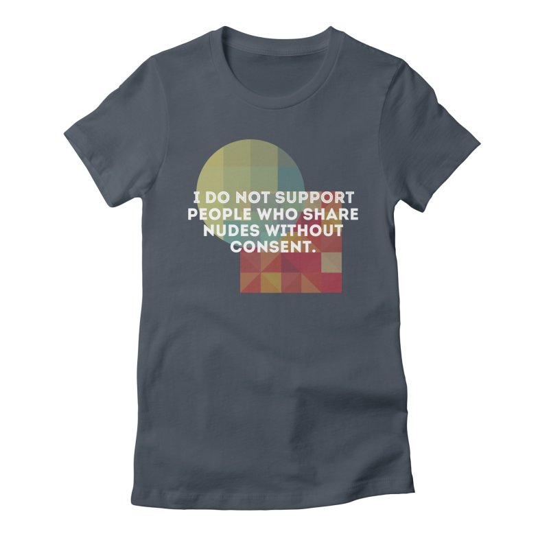 Things I Don't Support Women's T-Shirt by thebadassarmy's Artist Shop