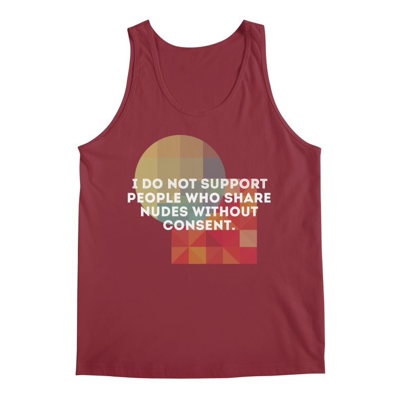 Things I Don't Support Men's Tank by thebadassarmy's Artist Shop