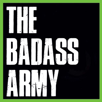 The Badass Army Shop Logo
