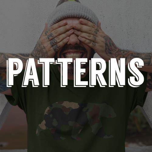 Pattern-Bears