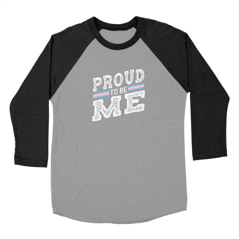 Proud to Be Trans Pride LGBT Transgender Men's Longsleeve T-Shirt by The Bearly Brand