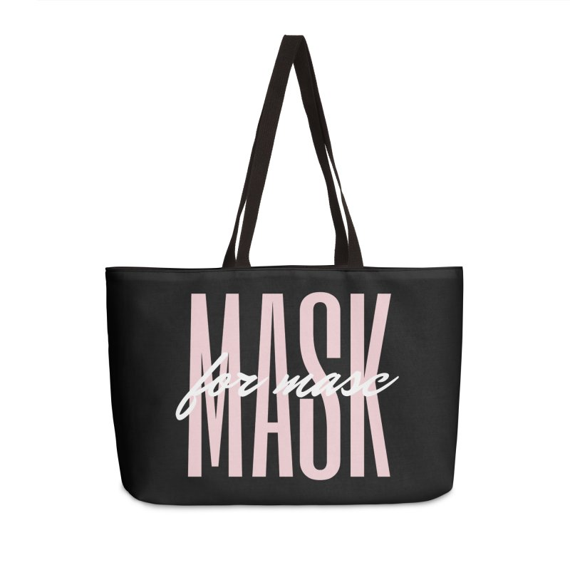Mask for Masc Accessories Bag by The Bearly Brand