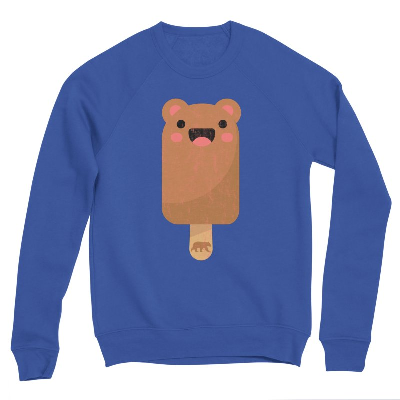Cute Bear Popsicle for Bear Lovers and Admirers Women's Sweatshirt by The Bearly Brand