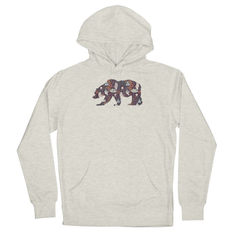 Fortune Teller Mystic Bear Psychic Women's Pullover Hoody by The Bearly Brand
