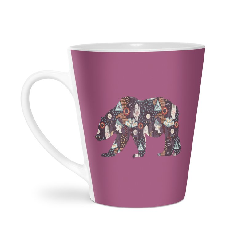 Fortune Teller Mystic Bear Psychic Accessories Mug by The Bearly Brand