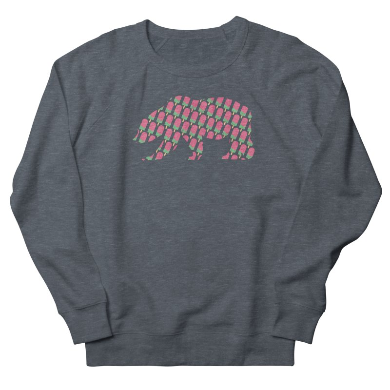 Popsicle Bear Women's Sweatshirt by The Bearly Brand