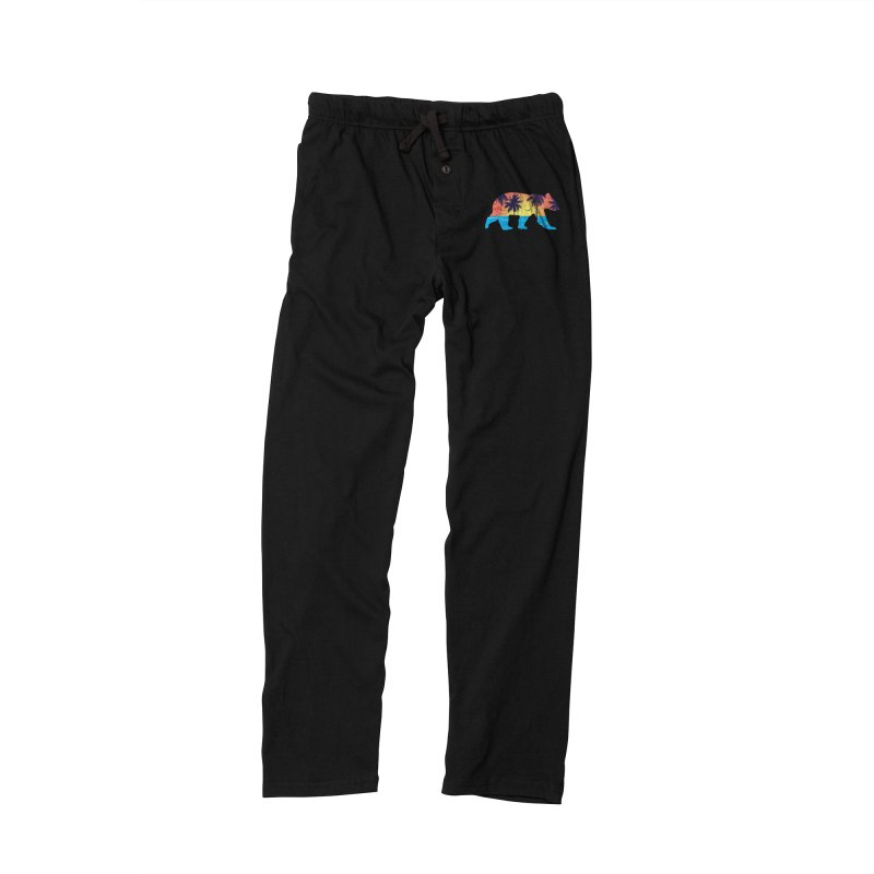 Sunset Beach Bear Men's Lounge Pants by The Bearly Brand