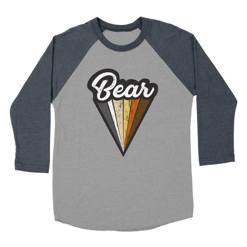 Gay Bear Pride Men's Longsleeve T-Shirt by The Bearly Brand