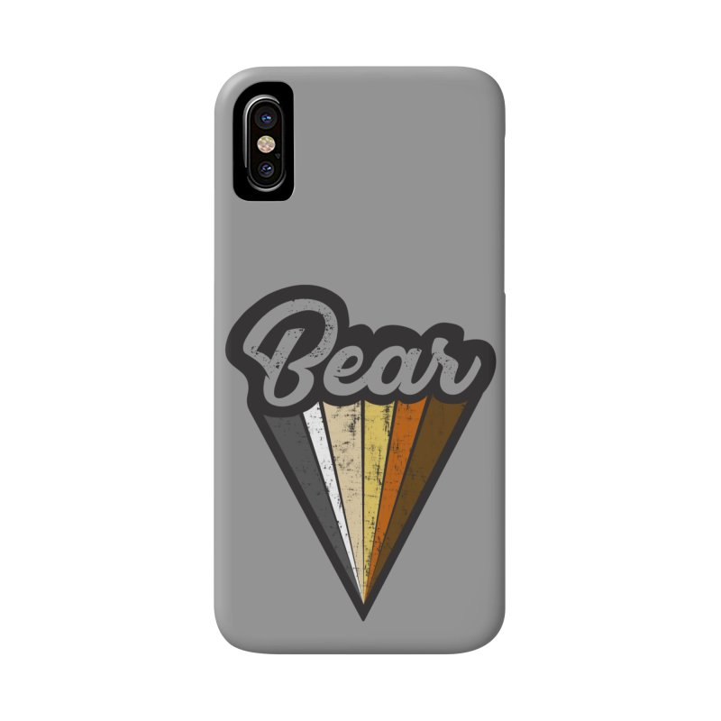 Gay Bear Pride Accessories Phone Case by The Bearly Brand