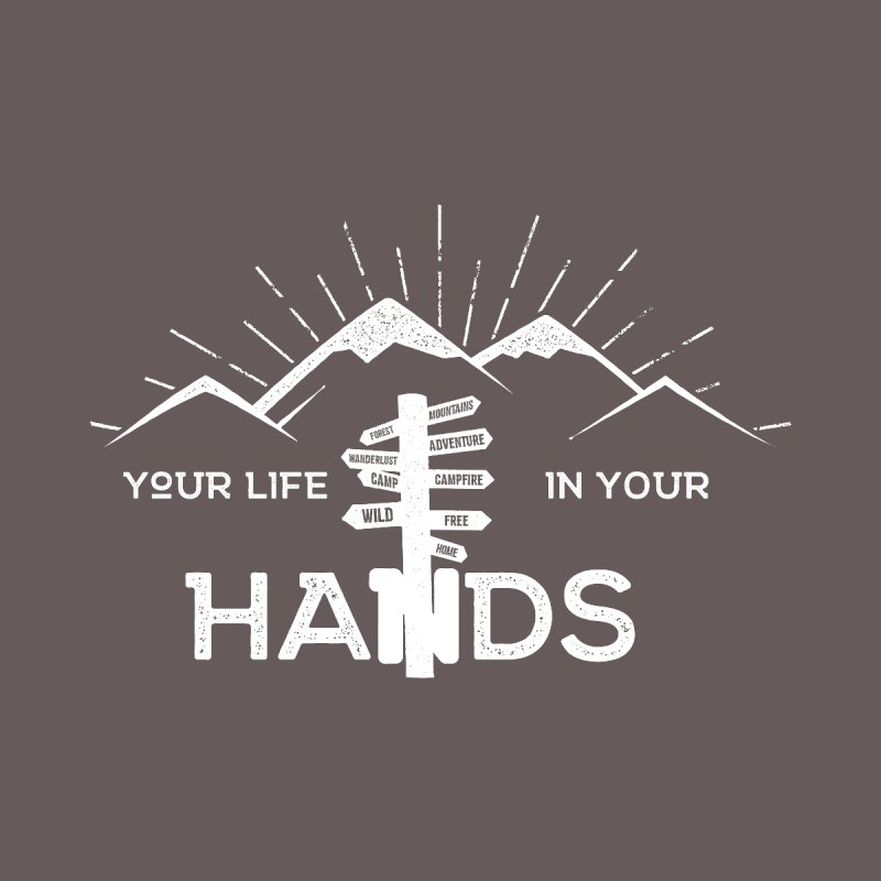 Your Life In Your Hands by The Bearly Brand