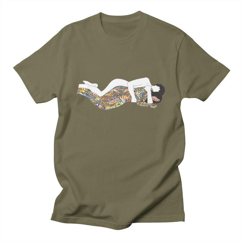 aldhil's arboretum Men's T-shirt by thebeewithwheels's Artist Shop