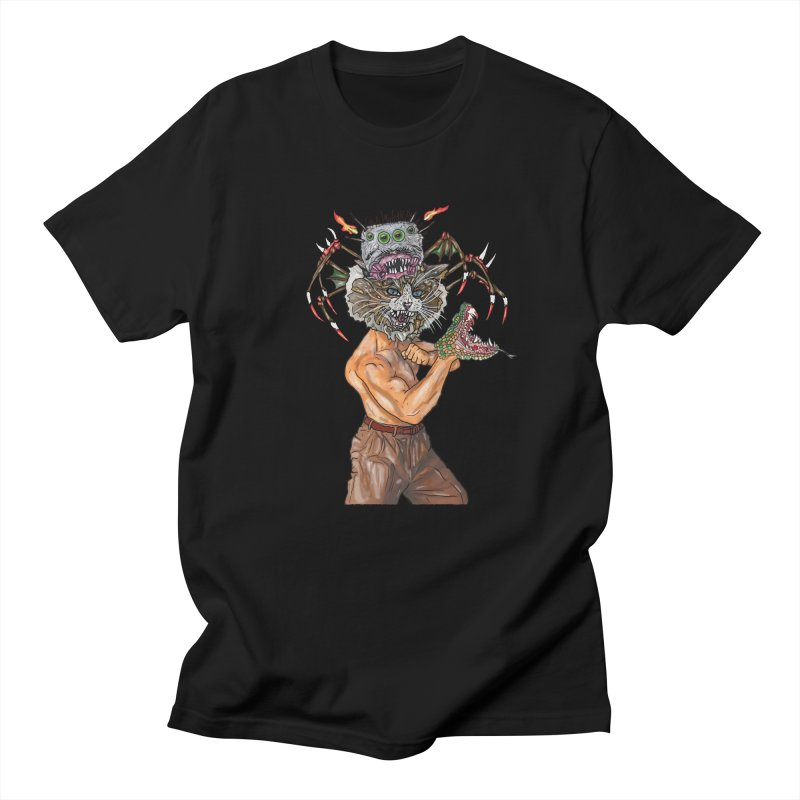 vicious delicious in Men's T-Shirt Black by thebeewithwheels's Artist Shop