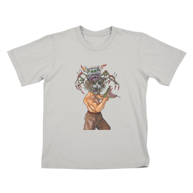 vicious delicious Kids T-Shirt by thebeewithwheels's Artist Shop