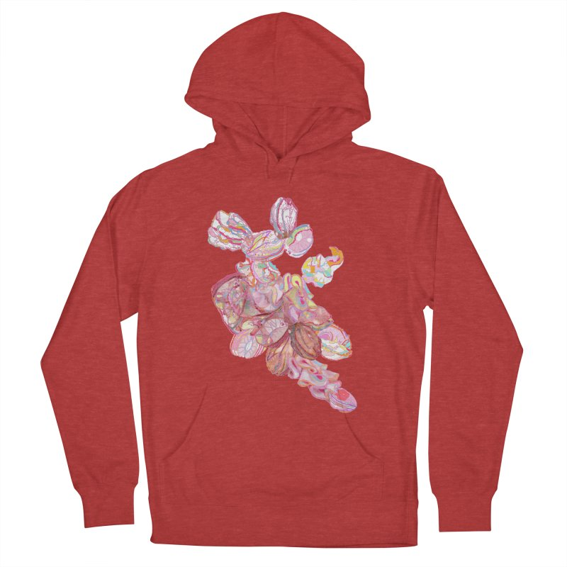 ghostly ham dreams Women's Pullover Hoody by thebeewithwheels's Artist Shop