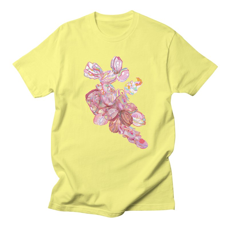 ghostly ham dreams Men's T-Shirt by thebeewithwheels's Artist Shop